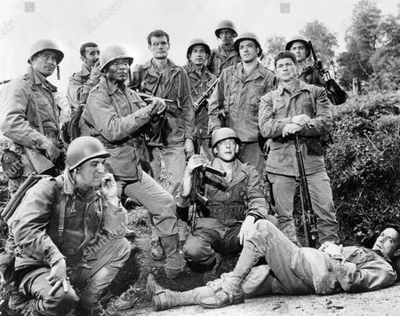 Editorial image of The Dirty Dozen - 1967