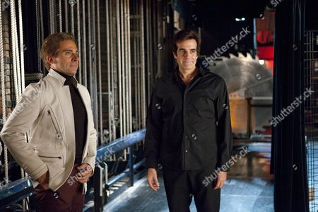 Stock Picture of Steve Carell, David Copperfield