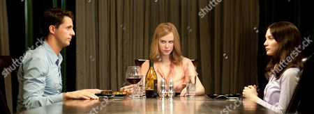 Matthew Goode, Nicole Kidman, Mia Wasikowska