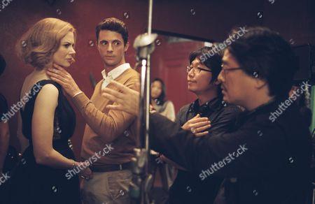 Nicole Kidman, Matthew Goode, Chan-Wook Park