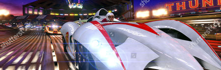 Editorial image of Speed Racer - 2008