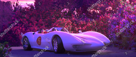 Editorial picture of Speed Racer - 2008