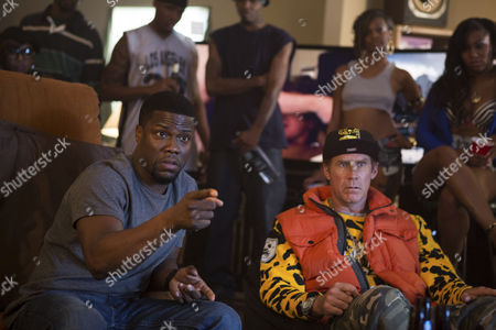Kevin Hart, Will Ferrell