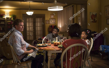 Stock Picture of Will Ferrell, Kevin Hart, Edwina Findley Dickerson, Ariana Neal