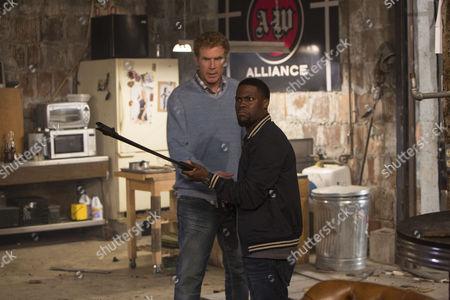 Will Ferrell, Kevin Hart