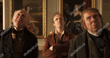 Stock Picture of David Horovitch, Martin Savage, Timothy Spall