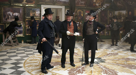 Timothy Spall, Clive Francis, Simon Chandler