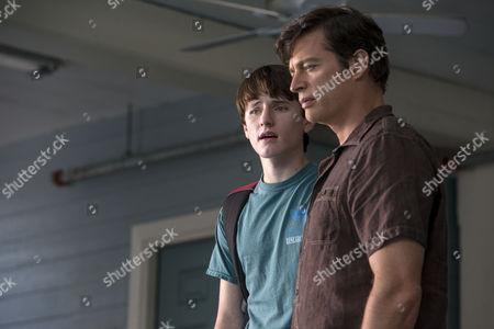 Nathan Gamble, Harry Connick Jr