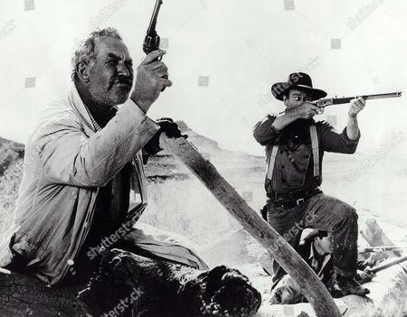Ward Bond, John Wayne