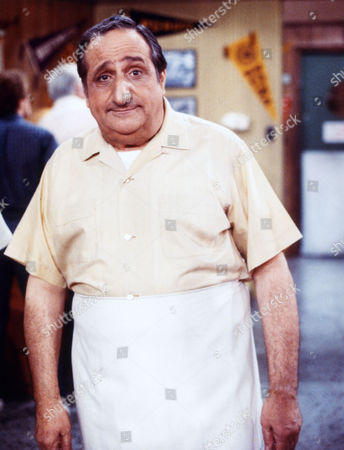Stock Photo of Al Molinaro