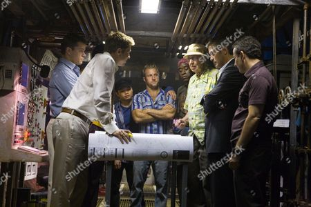 Matt Damon, Brad Pitt, Shaobo Qin, Scott Caan, Don Cheadle, Carl Reiner, George Clooney, Eddie Jemison