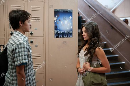 Zachary Gordon, Danielle Campbell