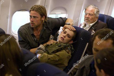 Brad Pitt, Daniella Kertesz