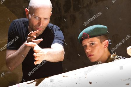 Stock Picture of Marc Forster, Daniella Kertesz