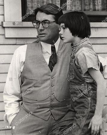 Gregory Peck, Mary Badham