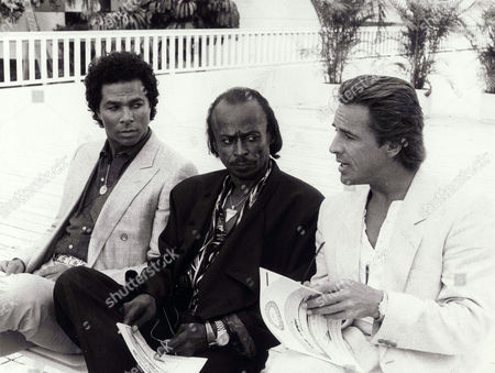 Philip Michael Thomas, Miles Davis, Don Johnson