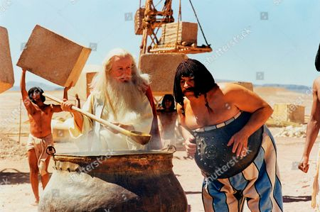 Claude Rich, Gerard Depardieu