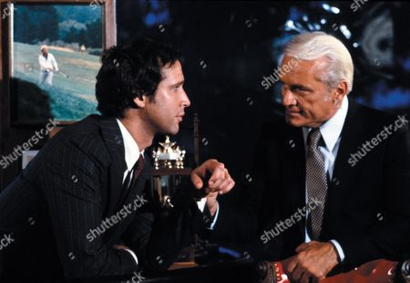 Chevy Chase, Ted Knight