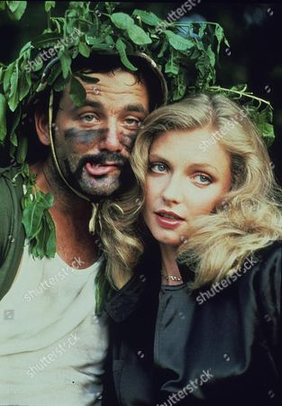Bill Murray, Cindy Morgan