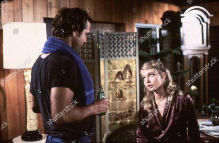 Chevy Chase, Cindy Morgan