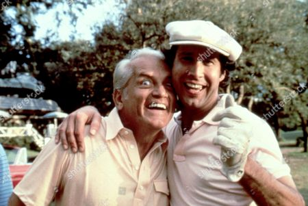 Ted Knight, Chevy Chase