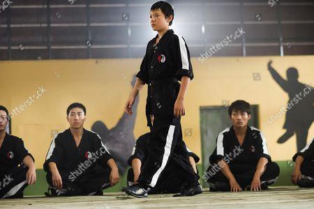 Stock Photo of Zhenwei Wang