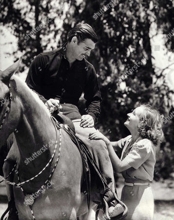 Editorial photo of Clark Gable