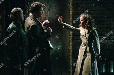 Mark Phoenix, Ian Burfield, Natalie Portman