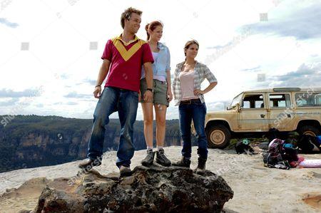 Lincoln Lewis, Rachel Hurd-Wood, Caitlin Stasey