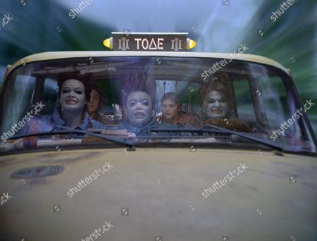 Missi Pyle, Yvette Nicole Brown, Alexandra Daddario, Mary Birdsong
