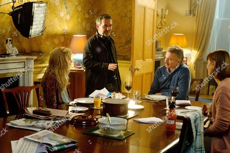 Imogen Poots, Pascal Chaumeil, Sam Neill