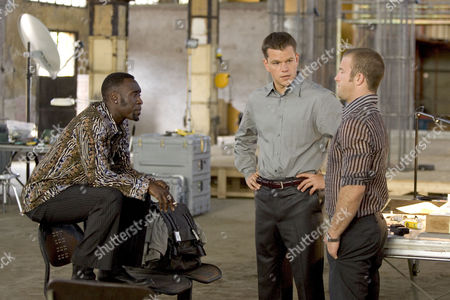 Don Cheadle, Matt Damon, Scott Caan