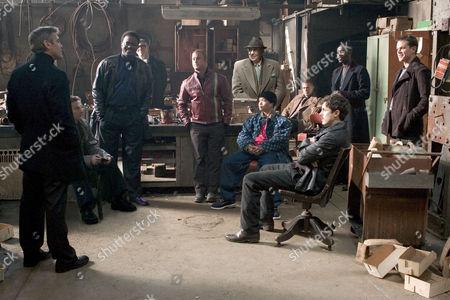 George Clooney, Eddie Jemison, Bernie Mac, Elliott Gould, Scott Caan, Carl Reiner, Shaobo Qin, Brad Pitt, Casey Affleck, Don Cheadle, Matt Damon