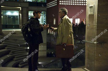 Jude Law, Elliott Gould