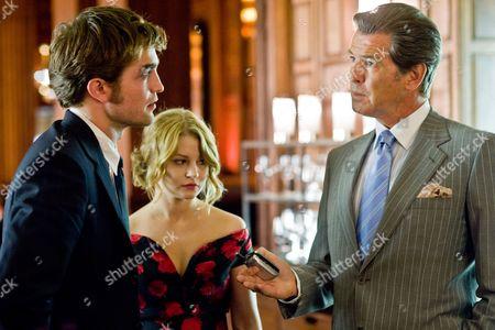 Robert Pattinson, Emilie De Ravin, Pierce Brosnan