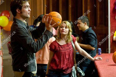 Robert Pattinson, Emilie De Ravin