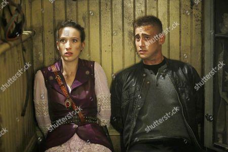 Peter Gadiot, Emma Rigby