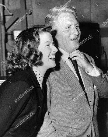 Katharine Hepburn, Spencer Tracy