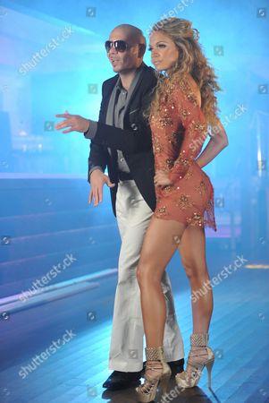Pitbull, Sophia Del Carmen