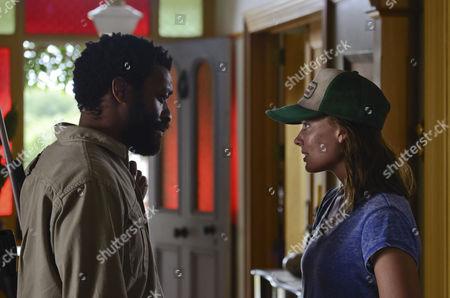Chiwetel Ejiofor, Margot Robbie