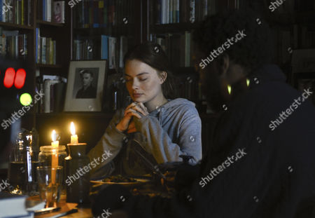 Stock Photo of Margot Robbie