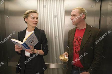 Kirsten Dunst, Simon Pegg