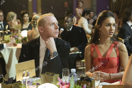 Simon Pegg, Megan Fox