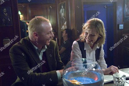 Simon Pegg, Kirsten Dunst