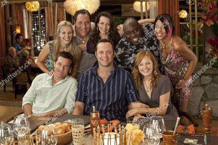 Kristen Bell, Jon Favreau, Kristin Davis, Faizon Love, Kali Hawk, Jason Bateman, Vince Vaughn, Malin Akerman
