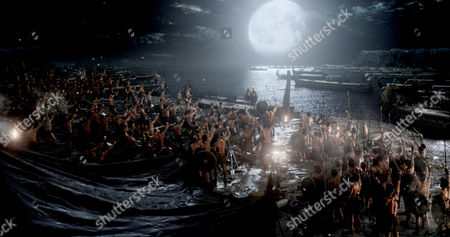 Editorial photo of 300 - Rise Of An Empire - 2014