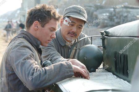 Jonathan Rhys Meyers, Chow Yun-Fat