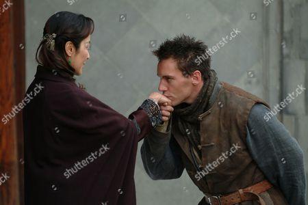 Michelle Yeoh, Jonathan Rhys Meyers