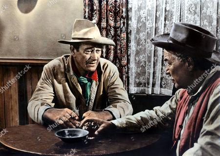 John Wayne, Ward Bond