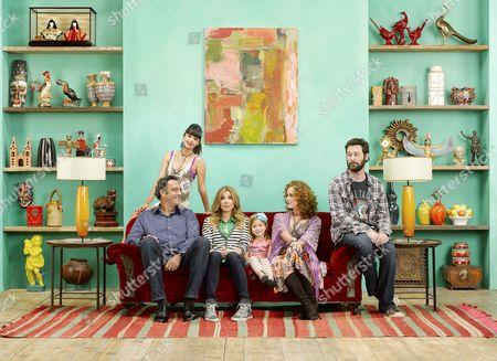 Brad Garrett, Stephanie Hunt, Sarah Chalke, Rachel Eggleston, Elizabeth Perkins, Jon Dore